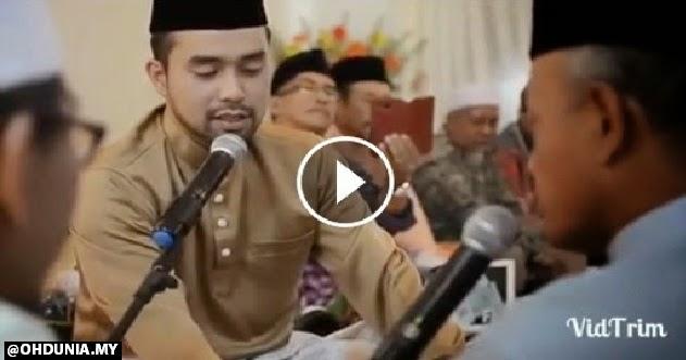 Video: Akad Nikah Lucu, Pengantin 'Terdiskaun' Mas Kahwinnya!..