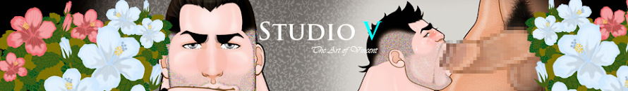 Studio V - (The Art of Vincent)