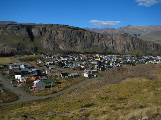 el chalten town argentina