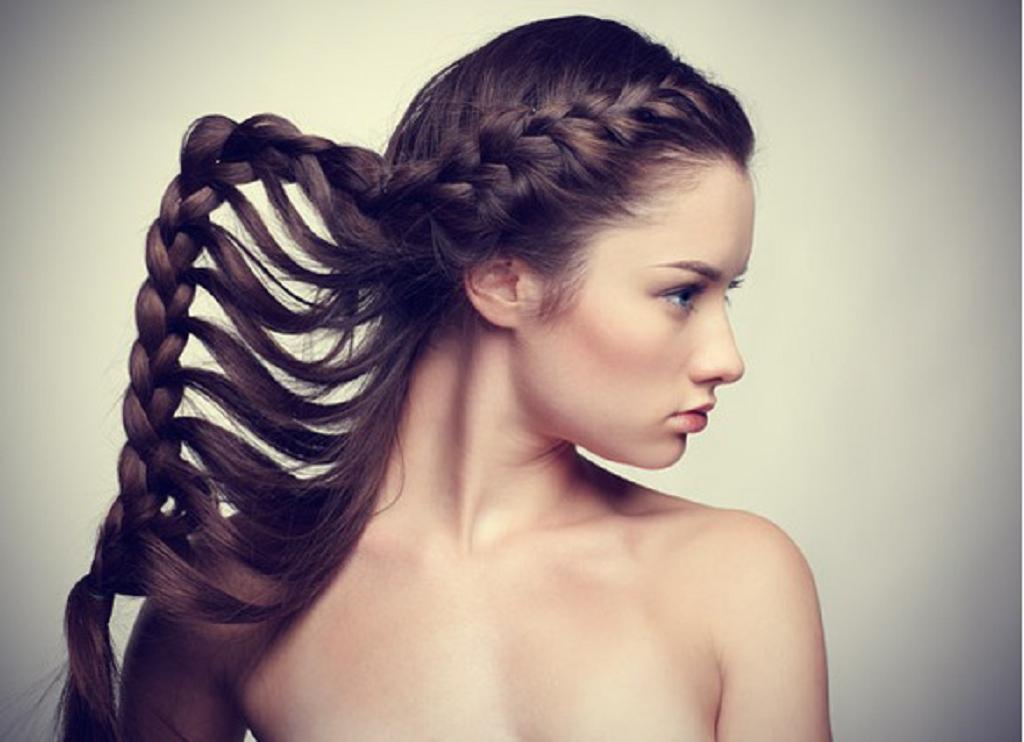 Peinados Con Trenzas Para Mujer 2013 Peinados Cortes De Pelo