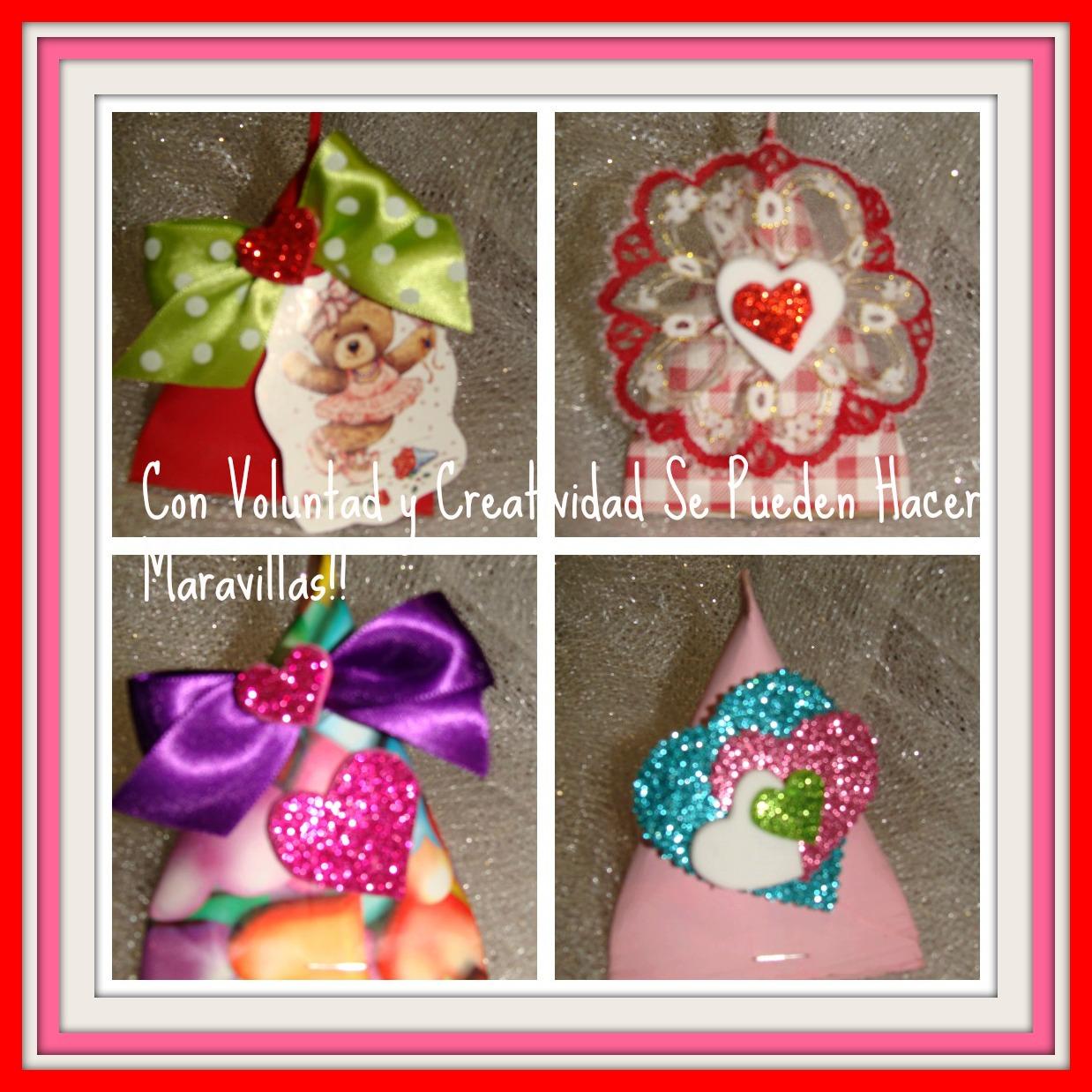 Con voluntad y creatividad se pueden hacer maravillas - Creatividad para regalar ...