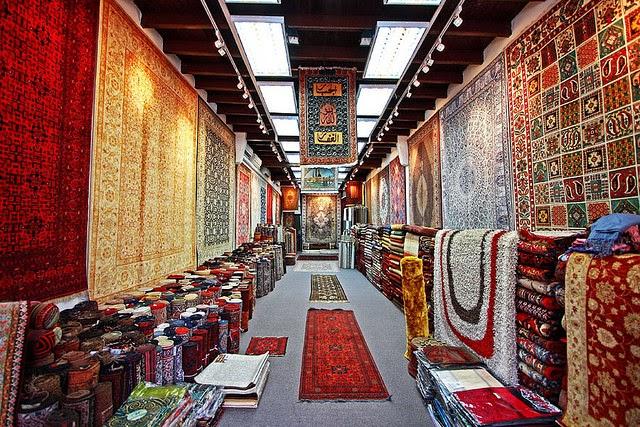 Large Carpet Squares