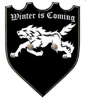 game of thrones season 4 house stark logo
