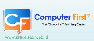 Kursus Komputer Di Computer First