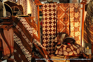 take care of batik