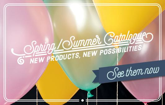 lente / zomer catalogus