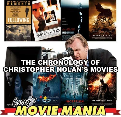 Retrospective: The Chronology Of Christopher Nolan's Movies