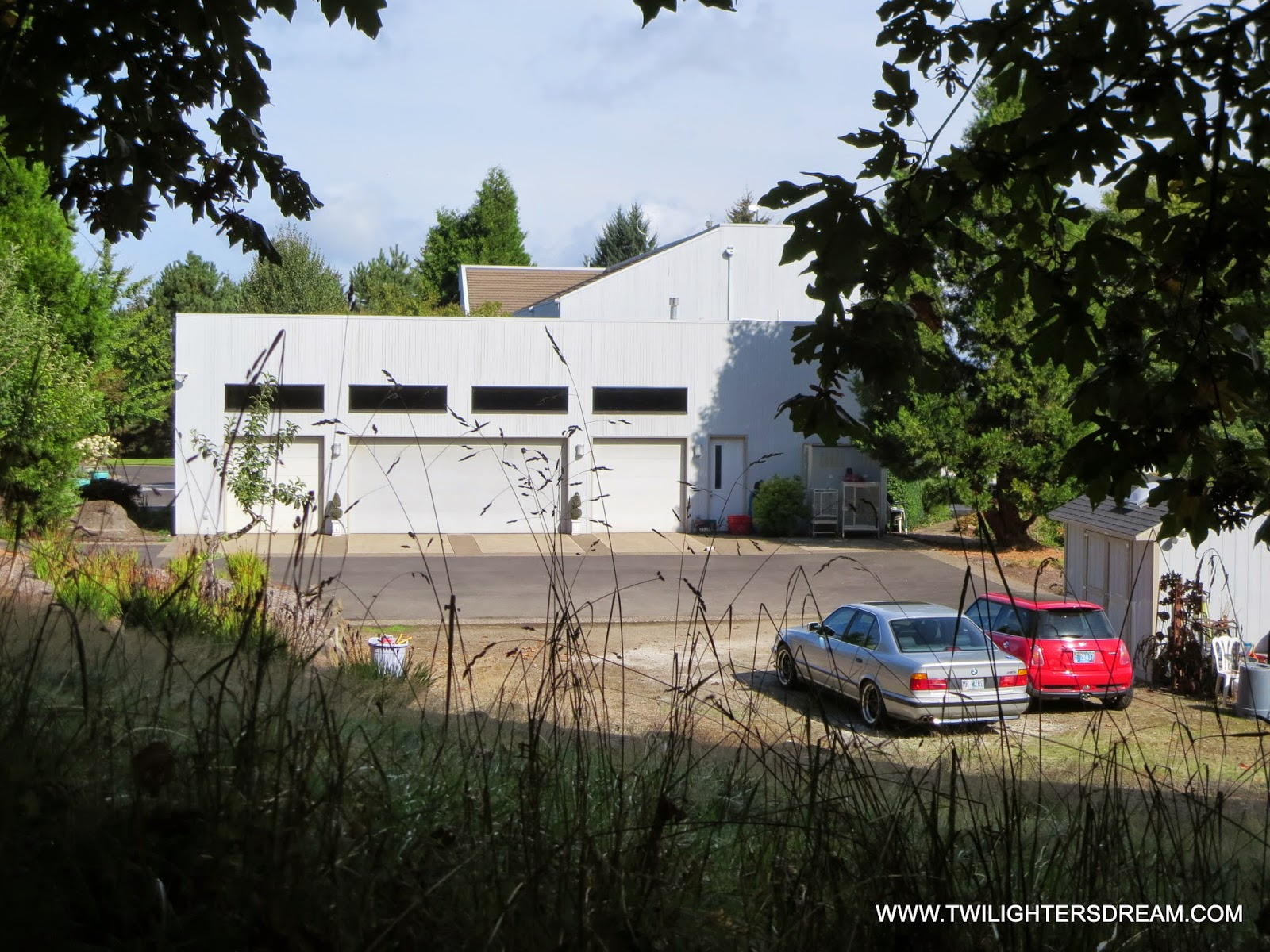 Twilighters Dream: Twilight Movie Filming Location Information