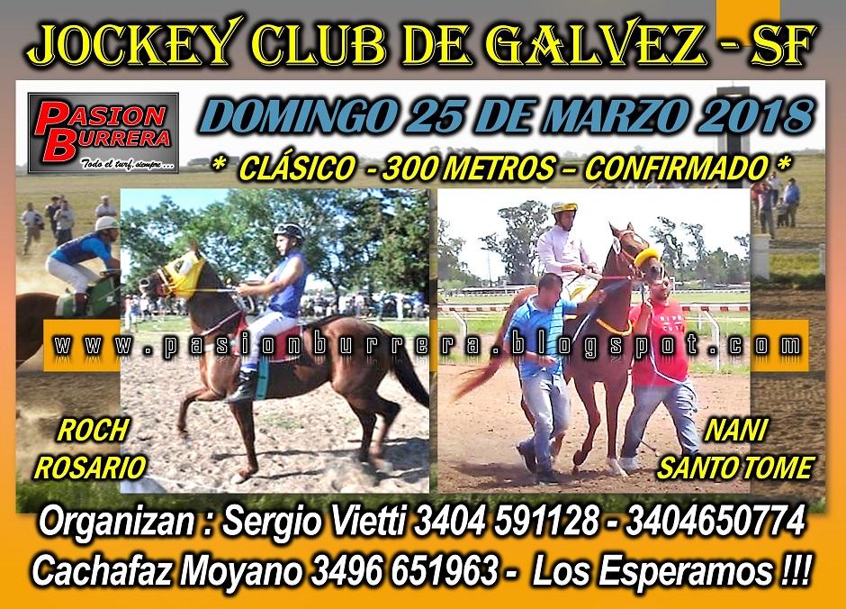 Galvez 25 - 300