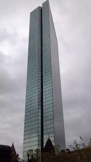 john hancock building in boston