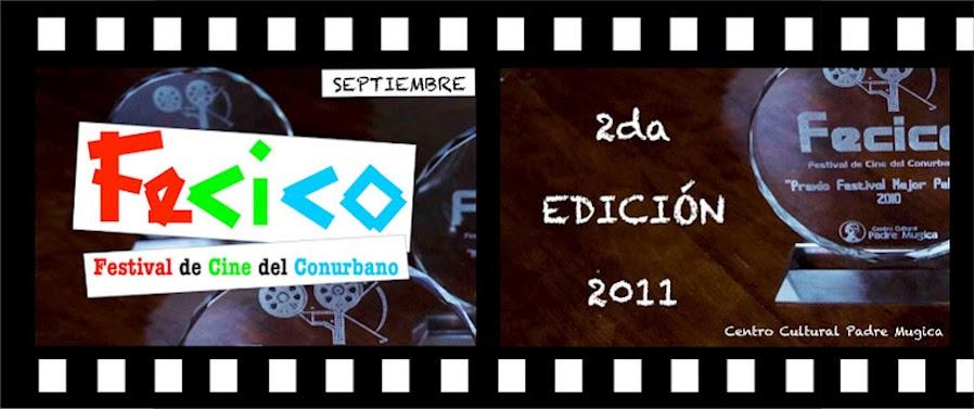 FeCiCo 2011 Segundo Festival de Cine del Conurbano