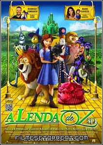 A Lenda de Oz Torrent Dual Audio