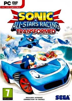 Sonic and All Stars Racing Transformed-RELOADED