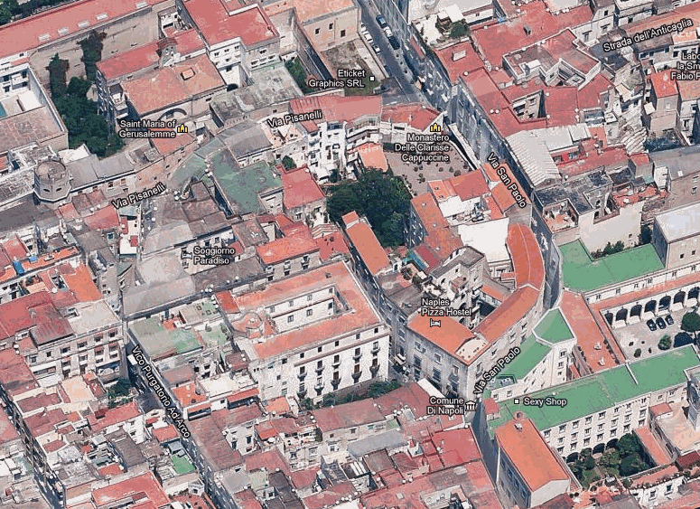 Il nucleo di Neapolis