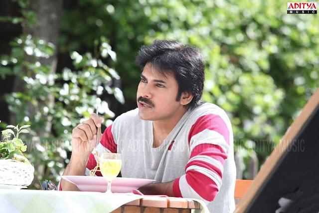 Pawan Kalyan-Attharintiki Daaredhi First Look