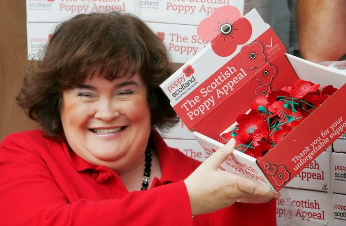 2014 Scottish Poppy Appeal