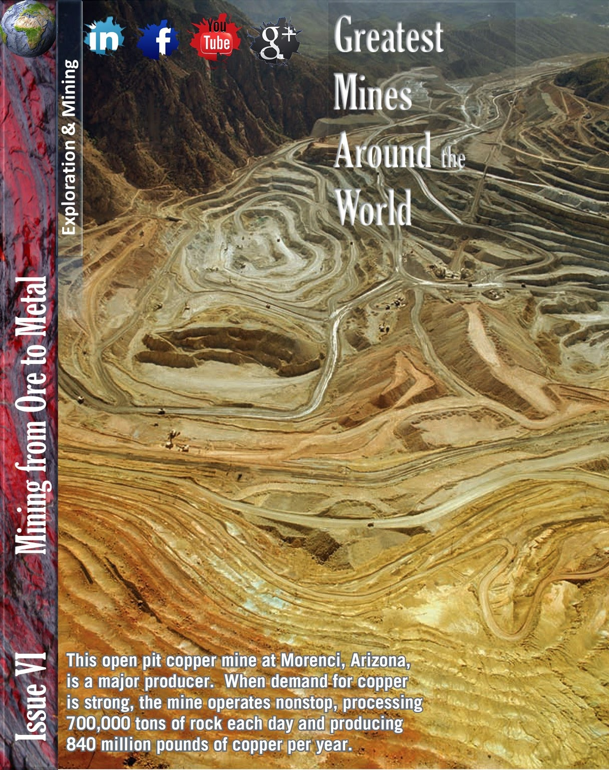 Mining from Ore to metal