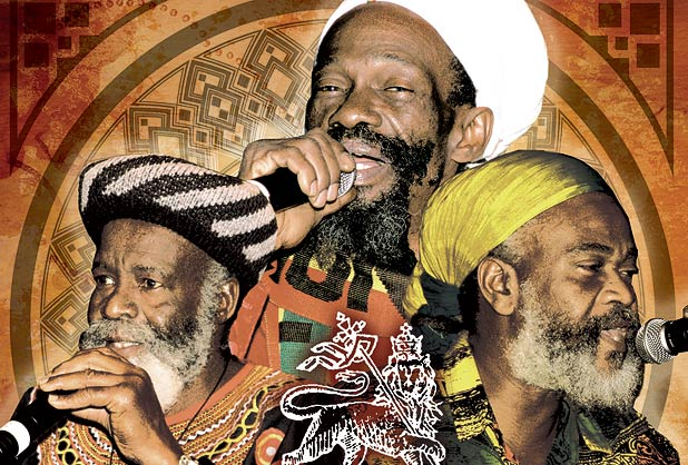O Abyssinians THE ABYSSINIANS: ARISE...