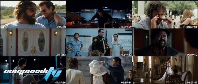 Resacón En Las Vegas (2009) DVDRip Latino