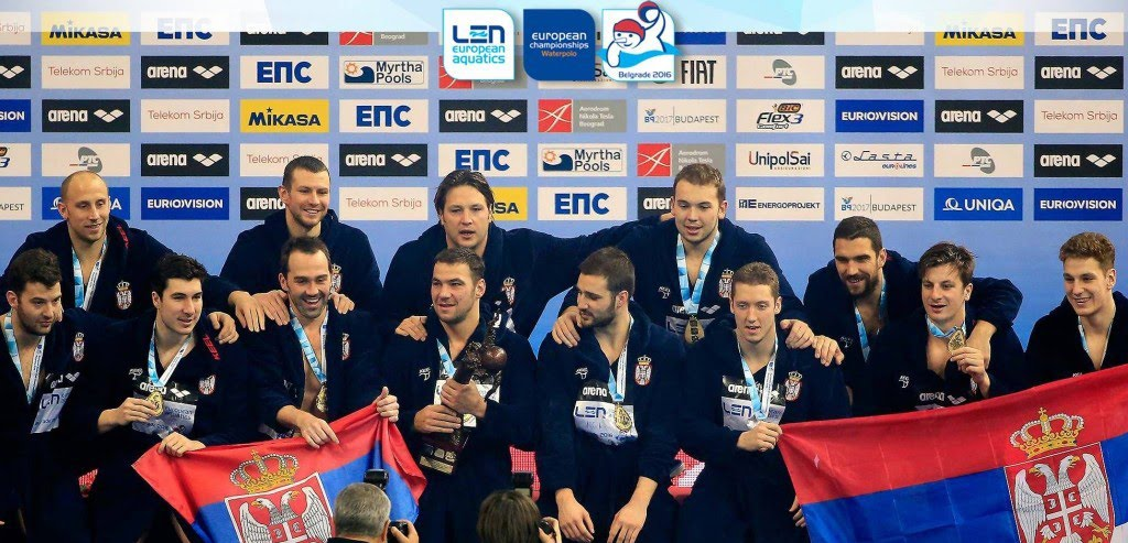 Serbia - European Champion Men, Belgrade 2016