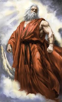 Asal mula mitologi Yunani?