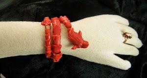My Coral Bracelet