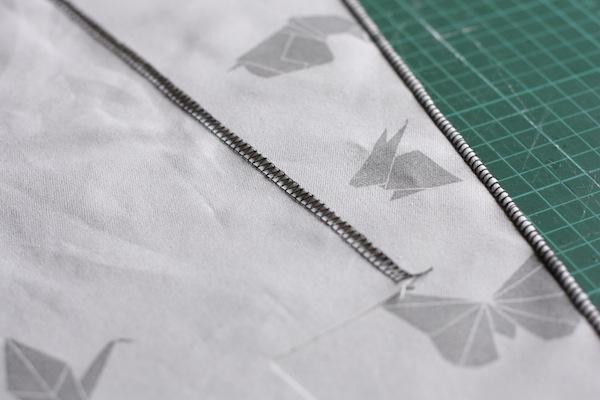 Ro Guaraz · bolsa origami · 17 · terminar bordes