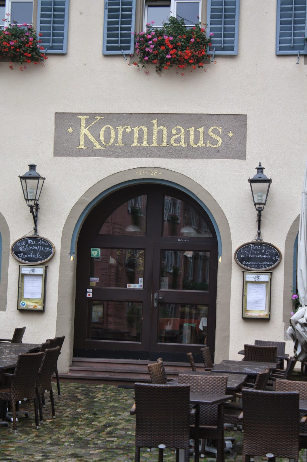 Kornhaus cafe
