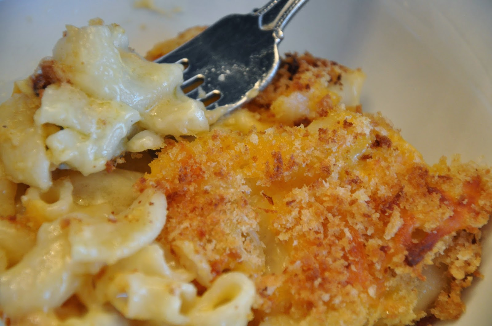 Homemade Mac and Cheese from Food Therapy