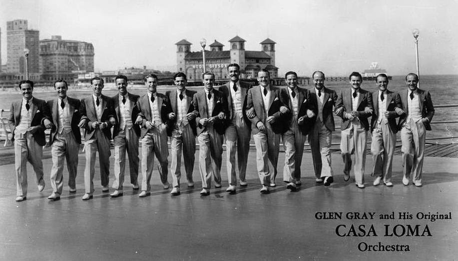 Glen Gray and The Casa Loma Orchestra The Casa Loma Orchestra - Benny Carter And His Orchestra - I Got Rhythm - Dream Lullaby