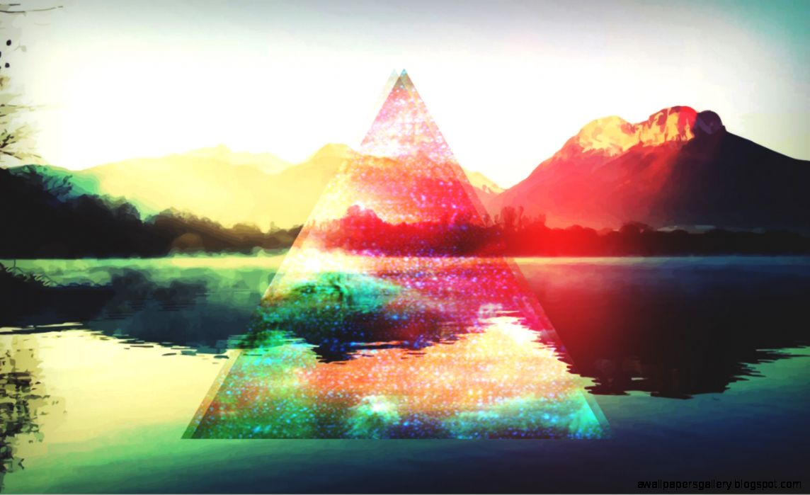 Hipster Triangle Wallpaper Tumblr | Wallpapers Gallery
