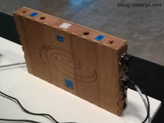 notebook com raspberry pi e intel edison