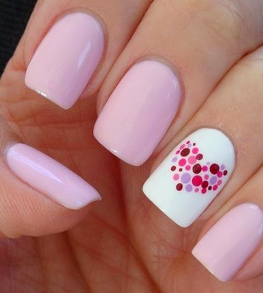 Nail salon designs: Wedding Nail Salon Designs beautiful