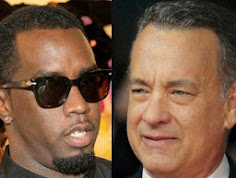 DIDDY SENT TEQUILA TO TOM HANKS' SOBER SON