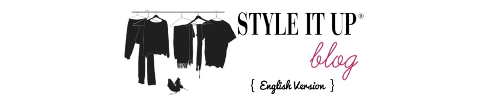 STYLE IT UP - blog in english