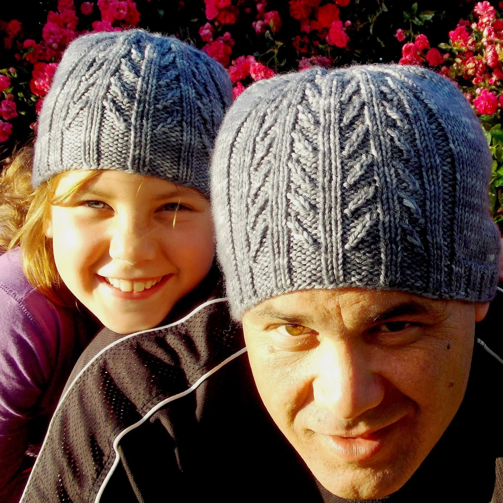 Kauri by Gabriella Henry. A cabled beanie inspired by the Kauri tree using worsted yarn.