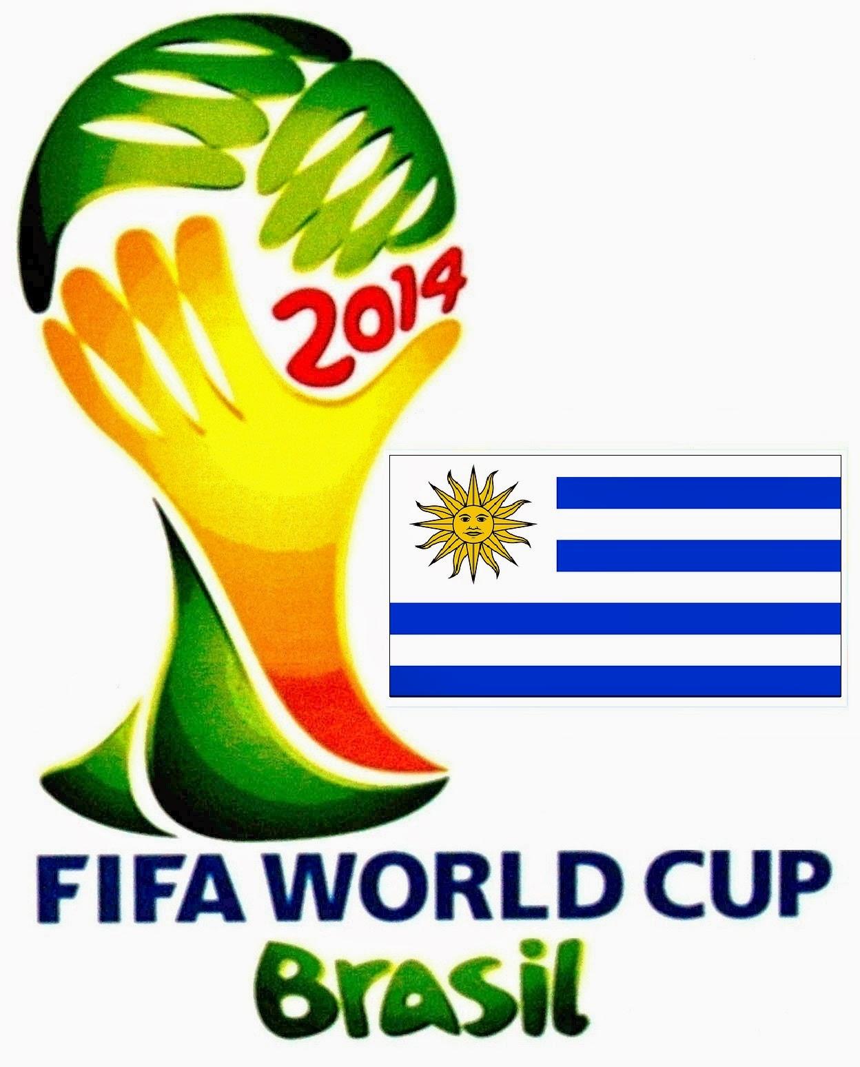 Daftar Nama Pemain Timnas Uruguay Piala Dunia 2014