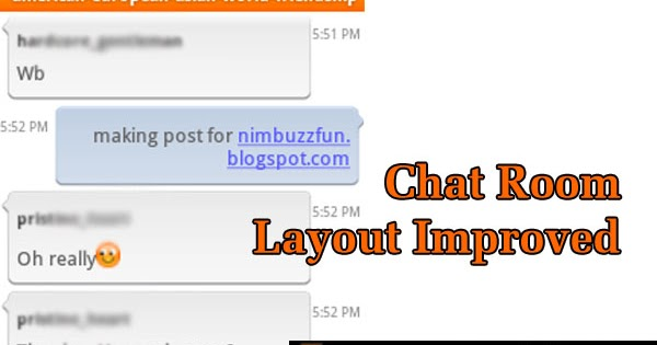 Android Chat Room Applications
