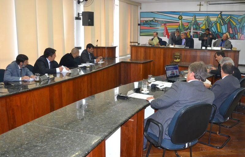 Câmara de Teresópolis vota membros das Comissões Permanentes 2015