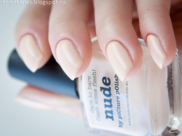 Picture Polish Nude