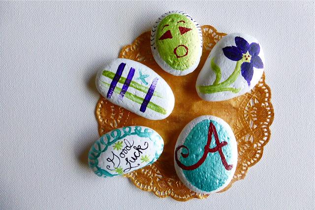 Amy Sedaris book, crafts, paint, rocks, book, book review, craft book, painted rocks, white, white painted rocks, DIY, do it yourself