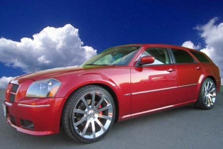 Gamblin Motors: 2006 Dodge Magnum SRT8 Puget Sound Cars