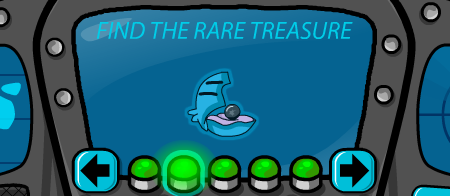 Aqua Grabber Clam Waters Rare Treasure Cheats