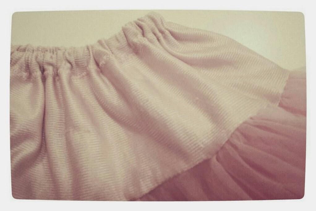 resår kjol barn sy hållbar