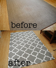 Painted Rug Tutorial