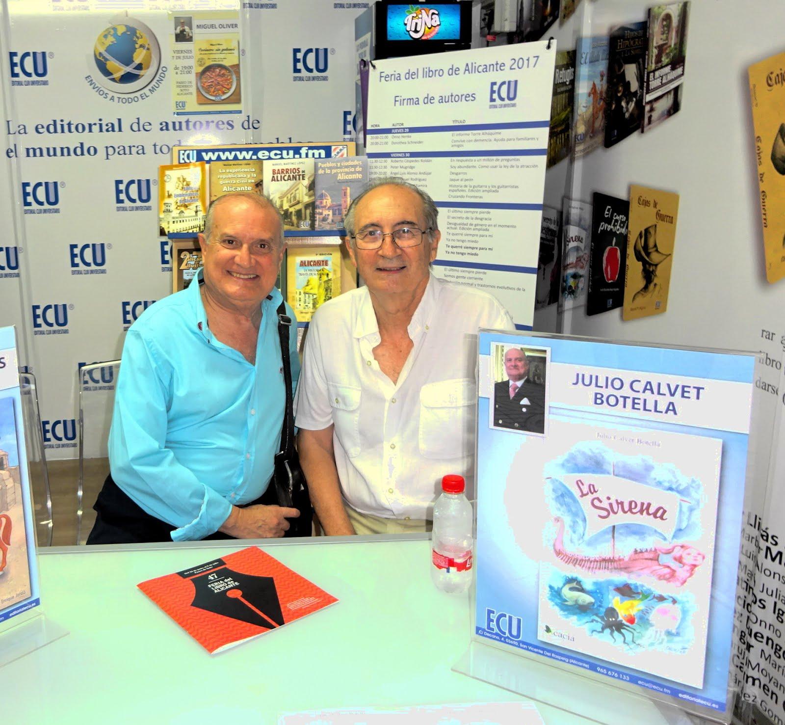 Feria del Libro de Alicante 2017