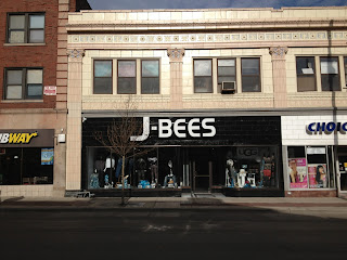 J Bees Clothing Chicago Chevanston Rogers Park...