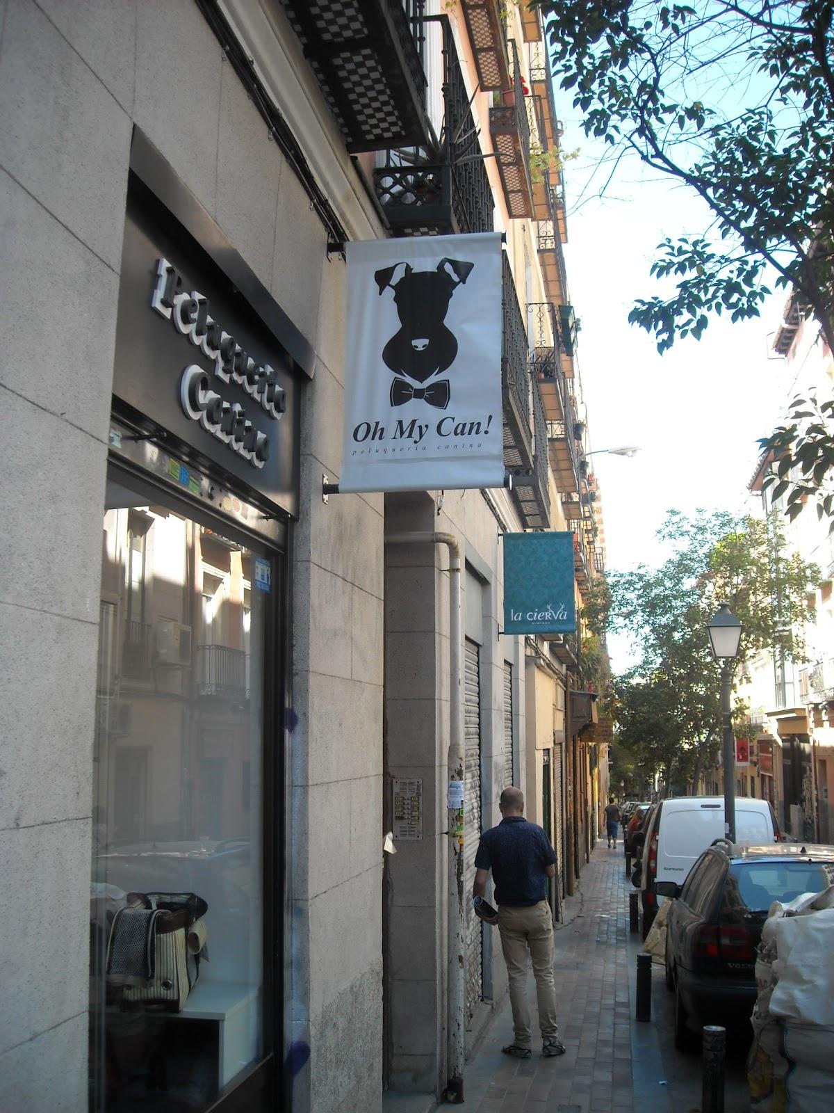 Oh my can peluquer a canina el madrid de los - Artesanos de madrid ...