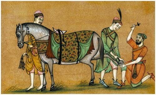 Handicrafts Of India Bikaner Paintings Of India