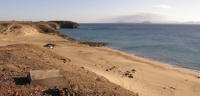 Playa nudista La Cruz (Lanzarote)